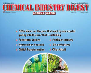 Chemical Industry Digest Magazine – Chlor Alkali Industry Analysis by AK Tyagi, CMD, Nuberg