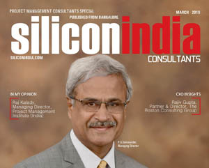 Nuberg EPC recognized among the 20 Most Promising Project Management Consultants in SiliconIndia Magazine